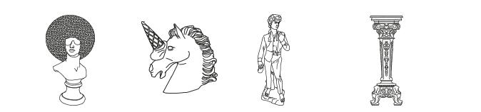 estatuas-de-diseñador